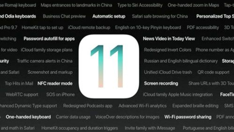 Apple'ın bahsetmediği en iyi iOS 11 özellikleri