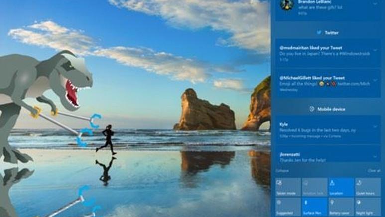 Windows 10'a, Fall Creators Update ile yepyeni özellikler geliyor