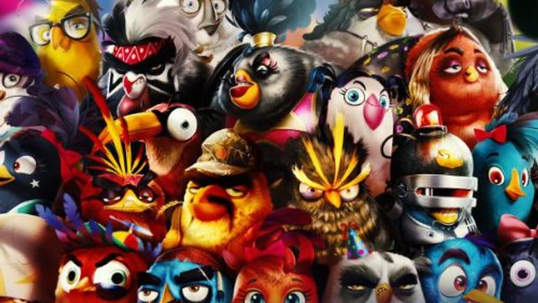 Angry Birds'ün yeni oyunu çıktı