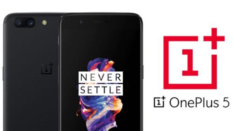 8 GB RAM'li OnePlus 5 tanıtıldı! İşte OnePlus 5 özellikleri!
