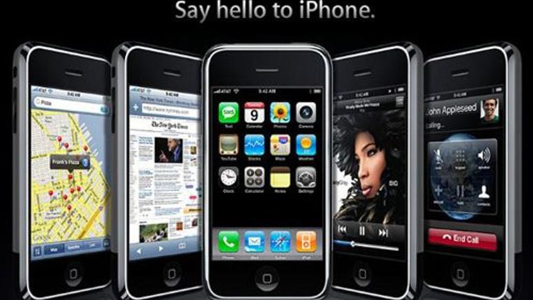 Bunlar iPhone'dan önce en iyi telefonlardı