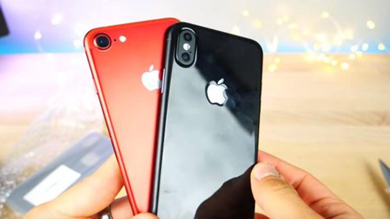 iPhone 8'i gösteren yeni bir video yayınlandı