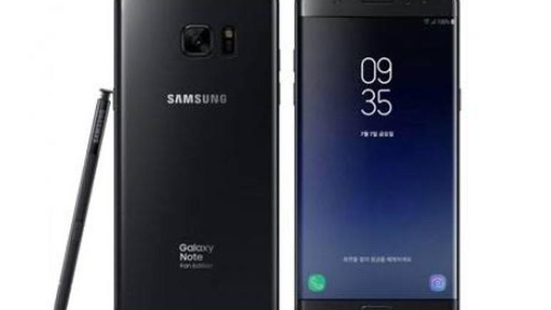 Galaxy Note7 Fan Edition resmen tanıtıldı!