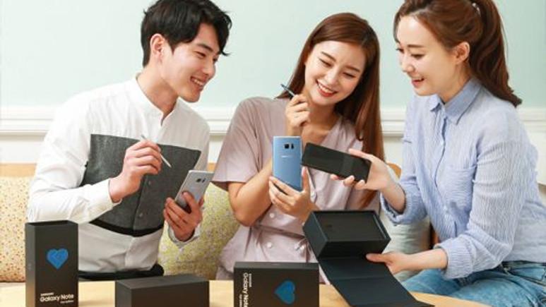 Yenilenmiş Galaxy Note 7 resmen satışa sunuldu