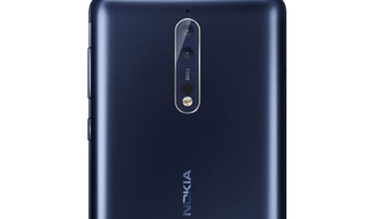 Çift kameralı Nokia 8 görüntülendi!