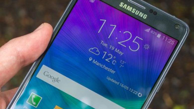 Samsung Galaxy Note 8 onaylandı!