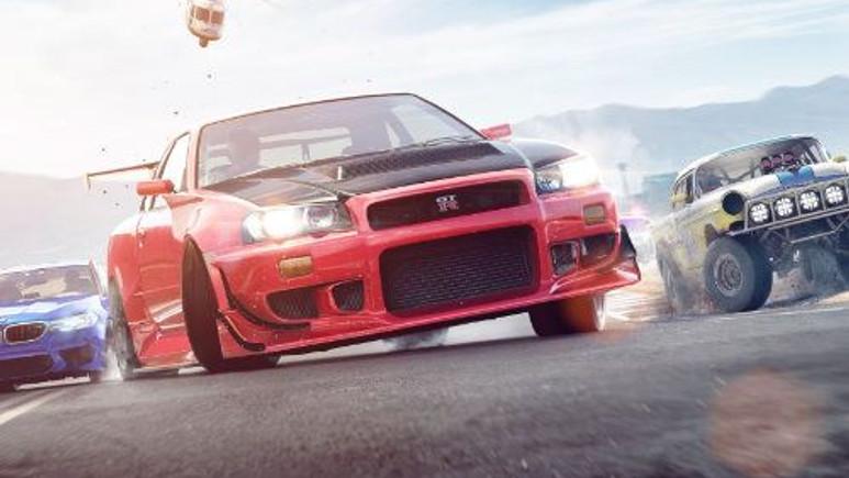 Need for Speed Payback için nefes kesen video!