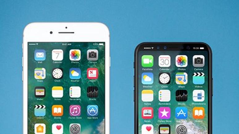 iPhone 8 söylenenden daha büyük olabilir