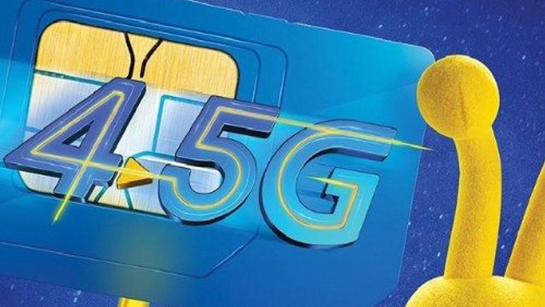 Turkcell'den evlere özel 4.5G hızında internet!