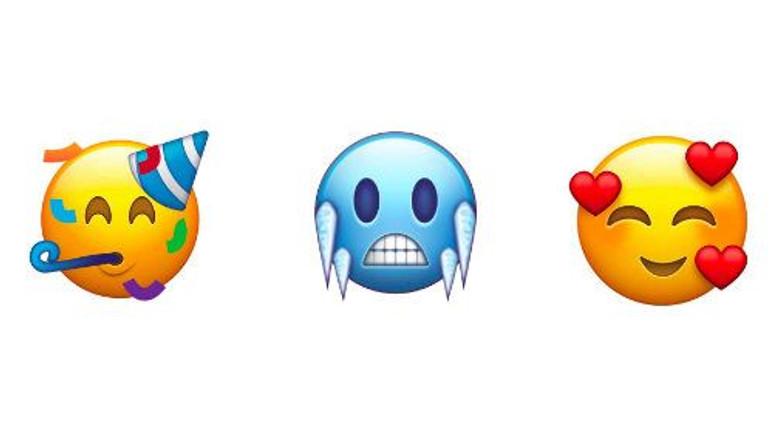 2018'de gelecek emojiler görücüye çıktı!