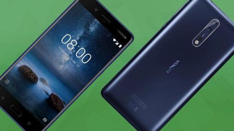 Nokia 8'in duvar kağıtları yayınlandı!