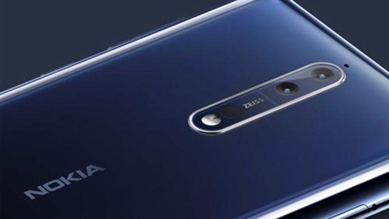 İşte çerçevesiz Nokia 9!