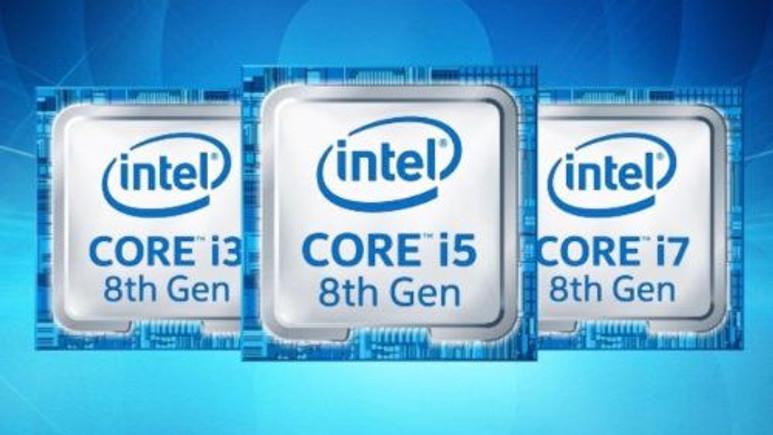 Intel 8. nesil işlemciler tanıtıldı!