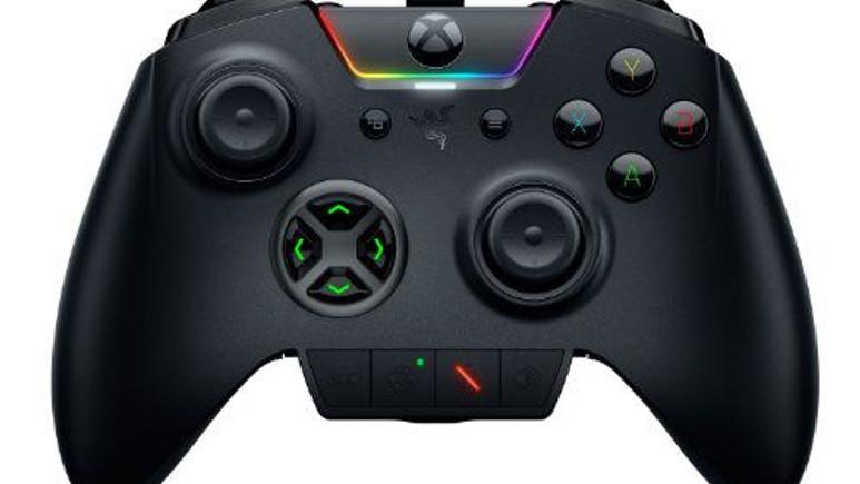 Razer'dan Xbox One ve PC için RGB kontrolcü!