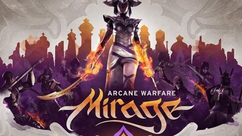 Mirage: Arcane Warfare ücretsiz oldu!