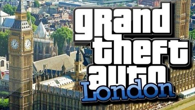 GTA V'e Londra haritası geliyor!