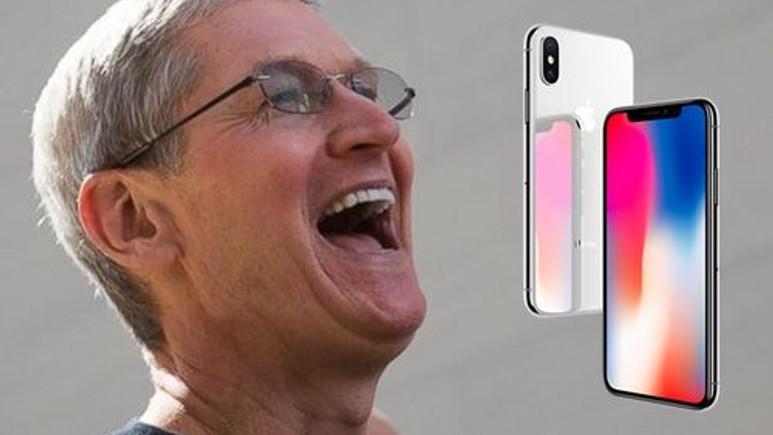 iPhone X, Android telefonların 2.5 yıl ilerisinde!