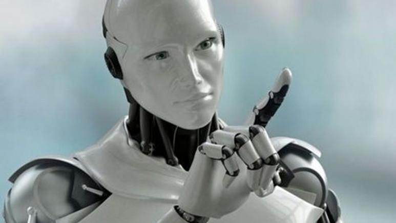 Robotlar için kas üretildi!