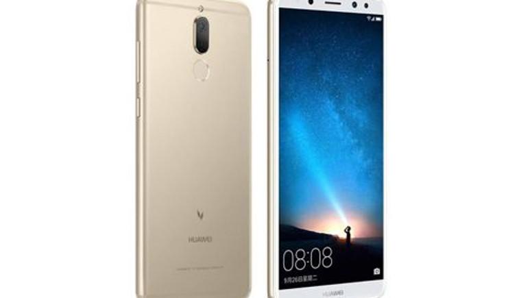 Huawei'nin dört kameralı telefonu resmen tanıtıldı