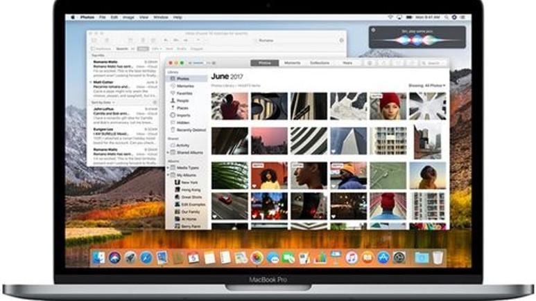 macOS High Sierra yayınlandı!