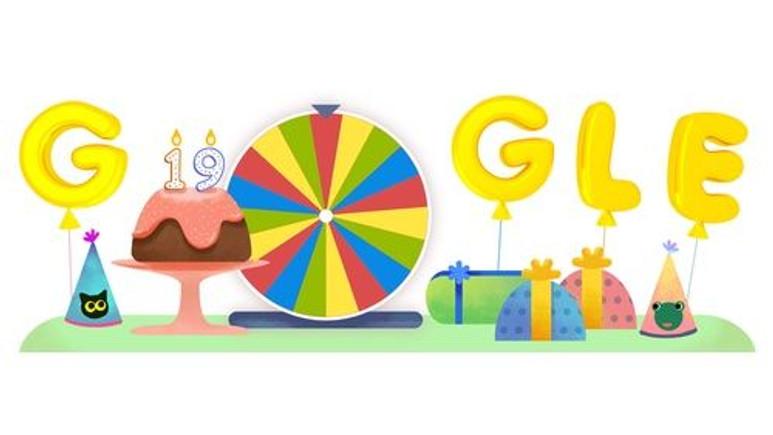 Google, Doodle yıldönümünü 19 oyunla kutluyor!