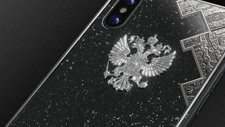 İşte 4500 dolarlık iPhone X!