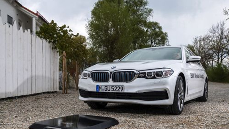 İlk kablosuz araç şarjı BMW'den gelebilir!