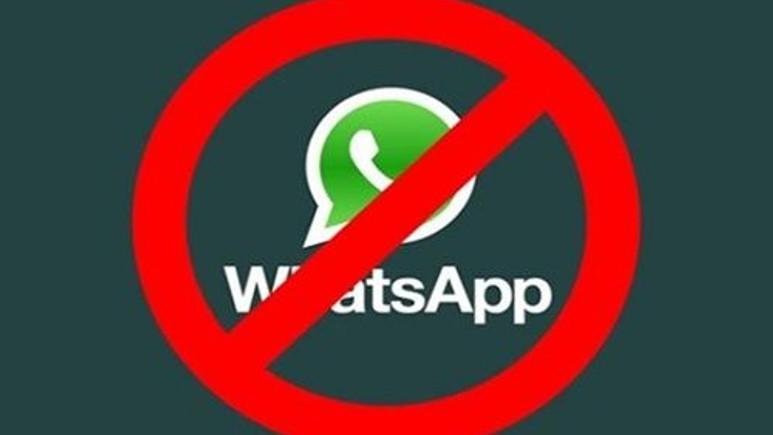 Çin WhatsApp'ı engelledi!