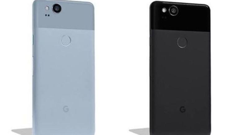 iPhone 8'in rakibi Google Pixel 2 tanıtıldı!