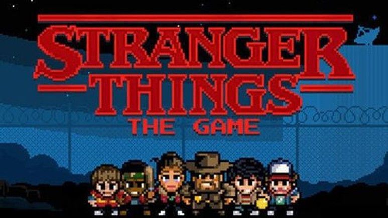 Stranger Things'in mobil oyunu yayınlandı!