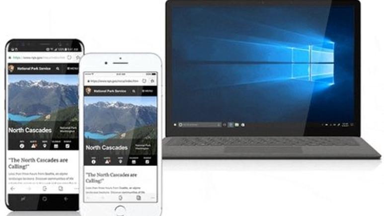 Microsoft Edge, iOS ve Android'e geliyor!