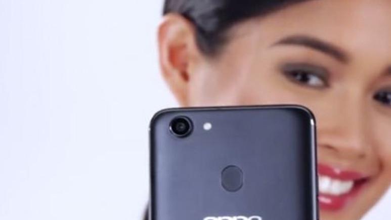 Selfie uzmanı Oppo F5 sızdırıldı