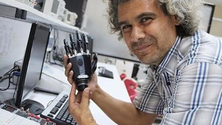 TÜBİTAK'ın desteğiyle yerli el protezi üretilecek!
