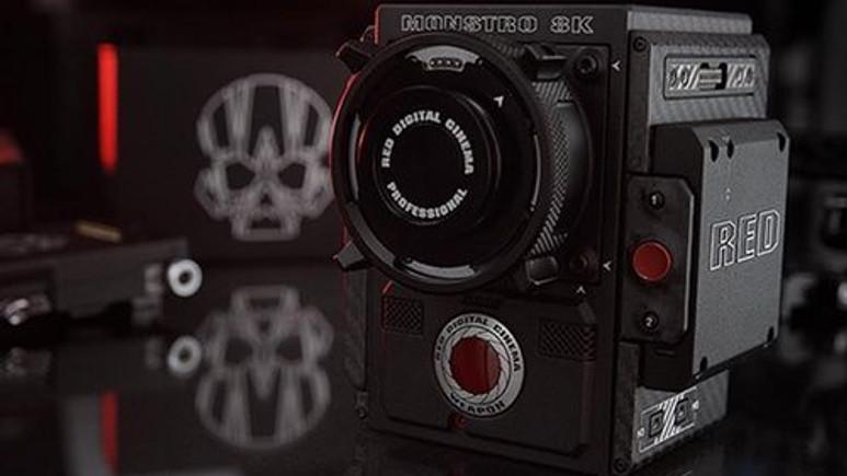 RED, 80.000 dolarlık Monstro 8K VV kamerasını tanıttı!