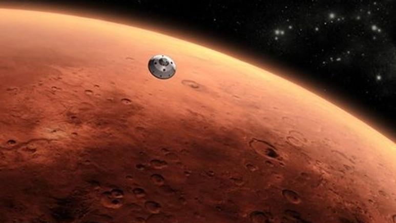 NASA ile isminizi Mars'a gönderin!
