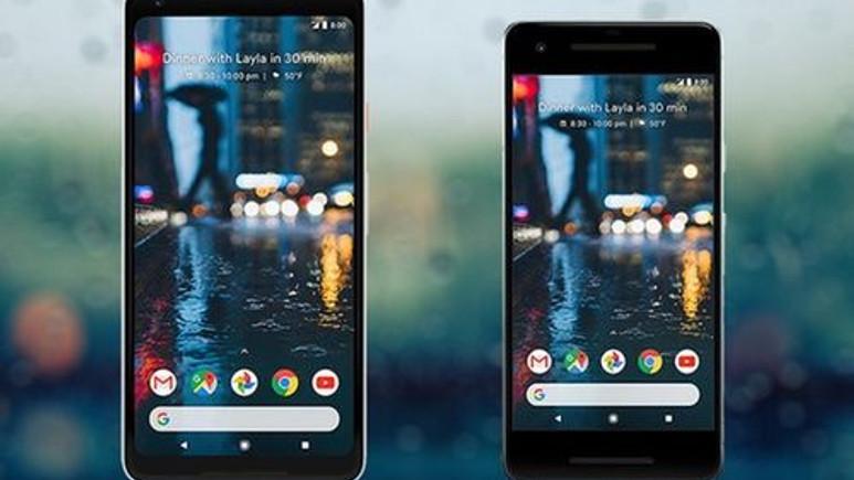 Pixel 2 XL ekran yanma sorunu ile karşı karşıya!