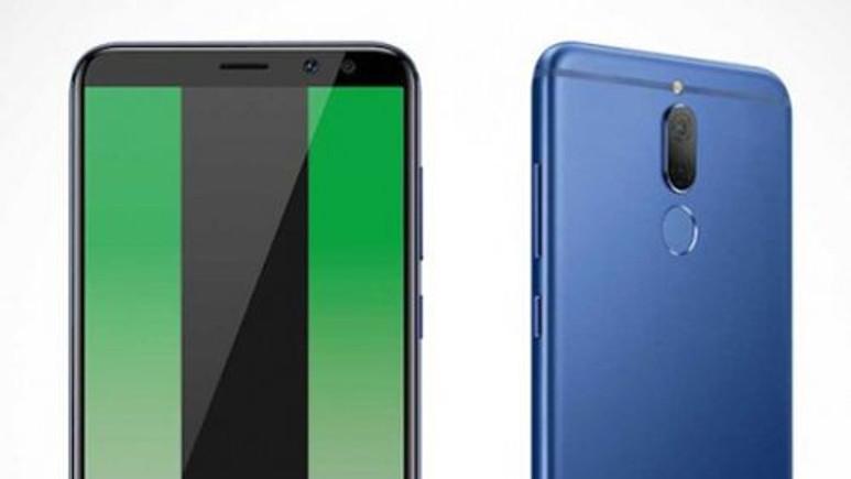 Dört kameralı Huawei Mate 10 Lite artık resmi