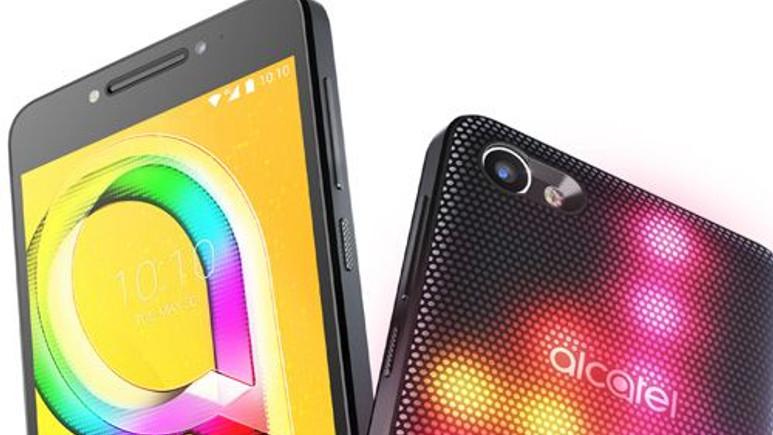 Alcatel yeni akıllı telefonu A5 LED'i piyasaya sundu