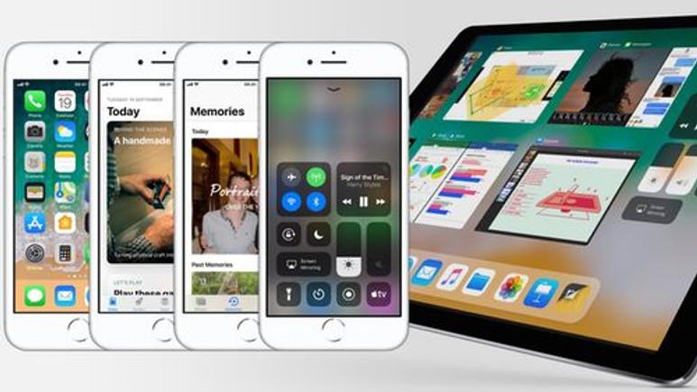 iOS 11.2 Beta 3 çıktı!
