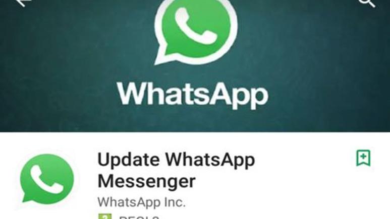 Android kullanıcılarına sahte WhatsApp şoku!
