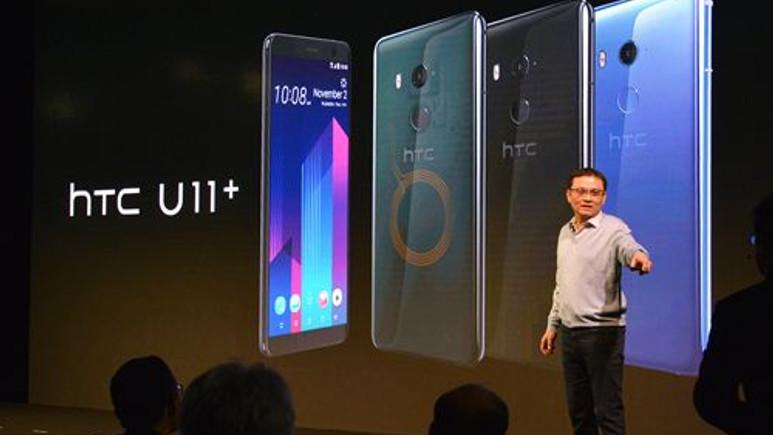 HTC, 2018'de 5 veya 6 telefon tanıtacak