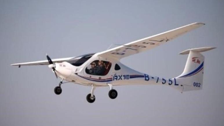 Çin'in elektrikli uçağı RX1E-A ilk uçuşunu gerçekleştirdi!