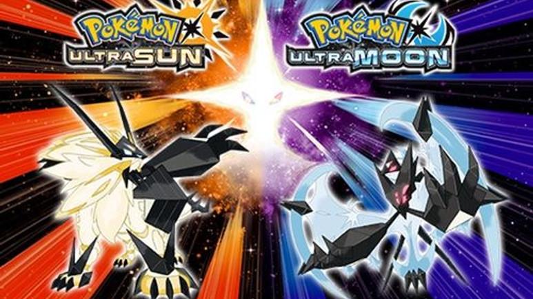 Pokémon Ultra Sun and Ultra Moon özel Pokemon'ları açıklandı!