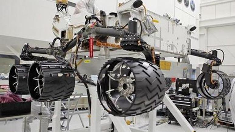 İşte NASA'nın son model Mars aracı!