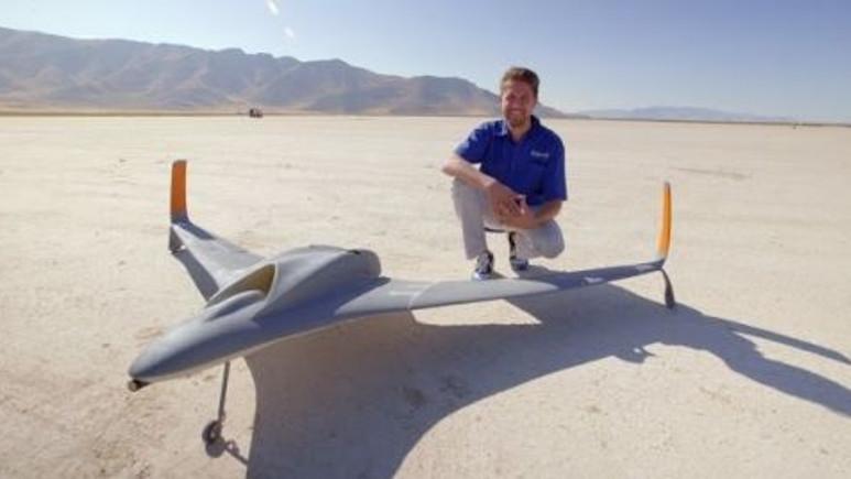 3D Baskı İle Üretilen Drone Hız Rekoru Kırdı