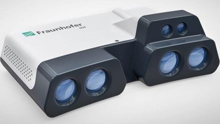 Alman malı 3D tarayıcı özellikleri ile büyülüyor!