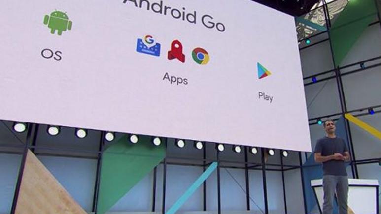 Android GO 1GB RAM ve altı telefonlar için geliyor!