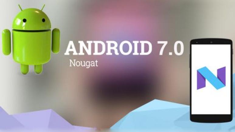 Google, Android 7.0 Nougat dağıtımına başladı!