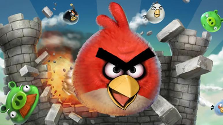 Angry Birds'e bir karakter daha geliyor : 'Amazing Alex'