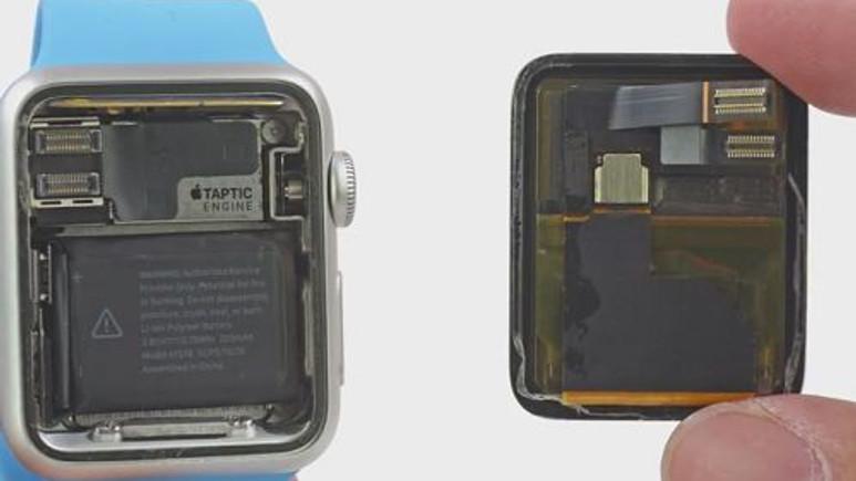 Apple Watch'ın içine açmaya ne dersiniz? [Video]
